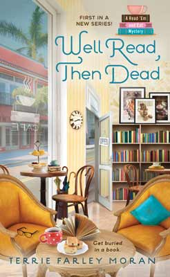 Cover of Well Read, Then Dead Book